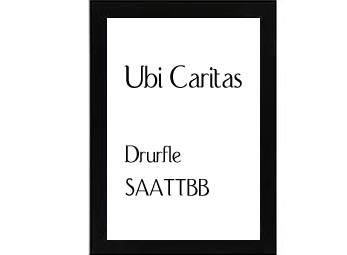 CARITAS UBI DURUFLE PDF