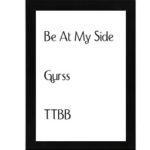 Be At My Side – Gurss