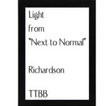 Light – Arr. Richardson