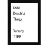 1000 Beautiful Things – Sarsany