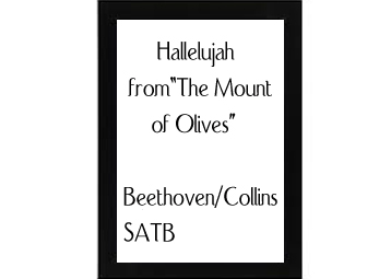 Hallelujah (SATB) from